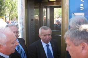 Светские раунды украинских градоначальников