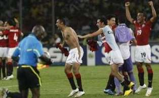 Египет снова выигрывает Кубок Африки