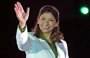 Президентом Коста-Рики впервые станет женщина