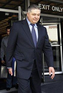 Павел Лазаренко отвергает обвинения в убийстве бизесмена Брагинского