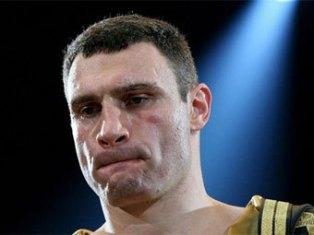 Виталий Кличко объявил об уходе из спорта