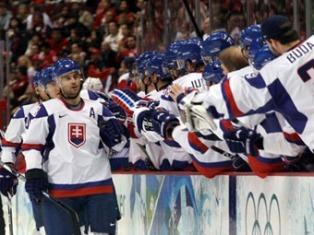 На хоккейном турнире Игр-2010 определились все участники 1/4 финала