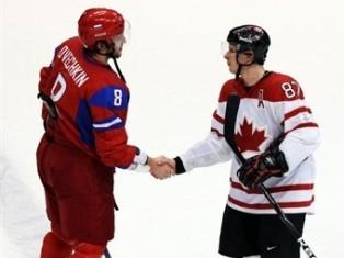 Ванкувер-2010: сборная России по хоккею провалила матч с Канадой. Известны  ...