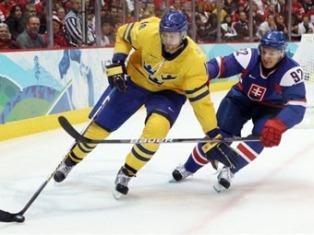 Ванкувер-2010: сборная России по хоккею провалила матч с Канадой. Известны все полуфиналисты