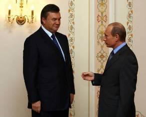 Кремль продемонстрировал «второсортное» отношение к Януковичу