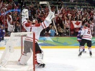В хоккейном финале Олимпиады встретятся Канада и США