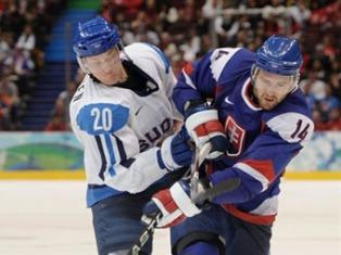 Сборная Финляндии по хоккею выиграла бронзу Игр-2010