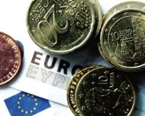 В Украине дорожает евро