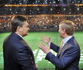 Ахметов теряет Януковича
