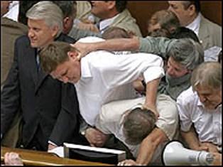 """Как """"вылечить"""" парламент?"""