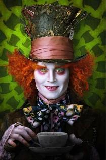 Джонни Депп: «Из-за съемок в «Алисе» меня мучили кошмары!»