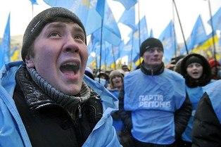 Партия регионов планирует местные выборы на 7 ноября