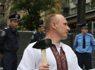 Новая власть начинает аресты националистов
