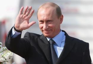 Путин выгоняет