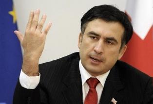 Саакашвили: Мы моделируем Грузию одновременно и как Швейцарию, и как Дубай