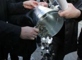 В Украине бедно живут 78% населения