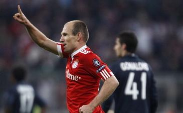 Лига Чемпионов: Бавария минимально побеждает Лион