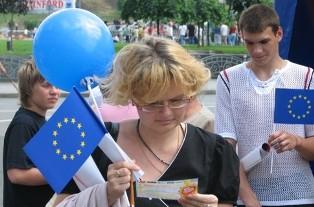 Украина догоняет Европу по уровню жизни
