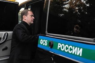 Российские спецслужбы возвращаются в Крым