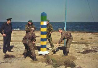 После демаркации Украина может потерять часть морской территории