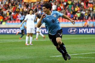 Гана и Уругвай сыграют в четвертьфинале