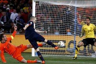 Испания становится чемпионом мира!