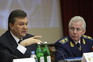 Партия регионов поставит своего Генпрокурора