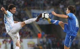 Днепр взял реванш у сербов. Все матчи 3-го раунда Лиги Европы