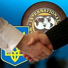 Украина — второй должник МВФ