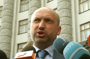 За что могут арестовать Турчинова