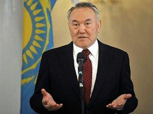 Назарбаев хочет увеличить товарооборот с Украиной