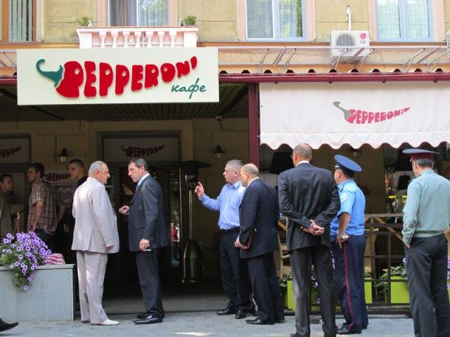 В Днепропетровске взорвали соратника Коломойского