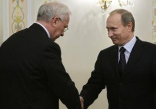 Азаров укрепил ядерные позиции России
