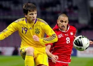 «Будущие чемпионы Европы» играют вничью со швейцарцами
