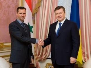 Президент Сирии порекомендовал Януковичу вступить в Таможенный союз с РФ