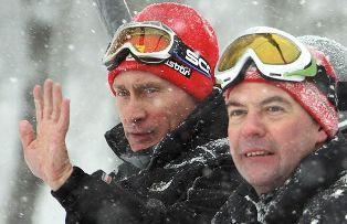 Мир теряется в догадках по поводу Владимира Путина