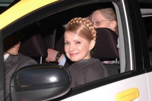 Юлия Тимошенко: я из своей страны не уеду