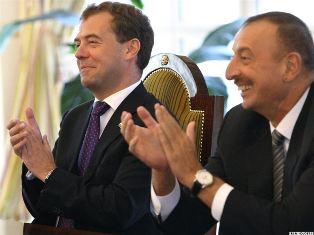 «Газпром» оставил ЕС без азербайджанского газа