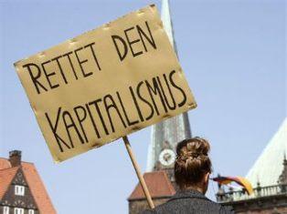 Только 46 процентов немцев верят в капитализм