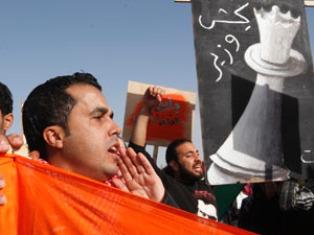 В Иордании начались акции протеста оппозиции