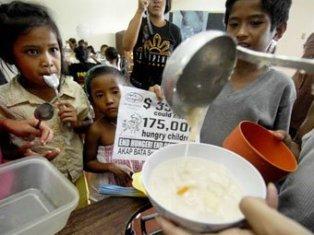 Мир ждут голодные бунты