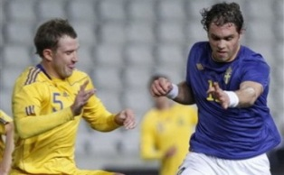 Украина по пенальти побеждает на Cyprus Cup