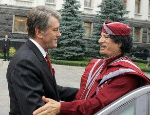 Вакуум после Каддафи