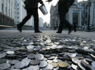 Украина в шести шагах от дефолта