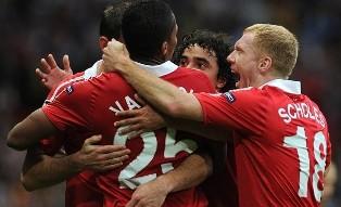 Манчестер Юнайтед легко проходит Шальке