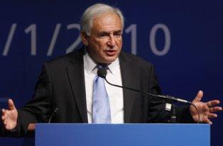 В МВФ не беспокоятся относительно ареста Доминика Стросс-Кана