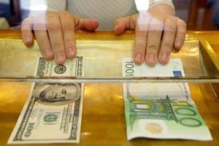 Курс евро на межбанке незначительно вырос