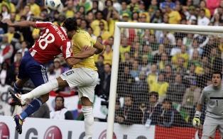 Copa America: Бразилия и Чили покидают турнир