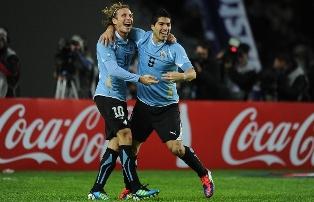 Уругвай в финале Copa America