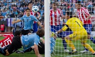 Уругвай – Чемпион Южной Америки!